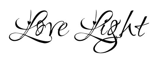 ... Calligraphy Script Font, Love Cursive Script Fonts and I Love You Font