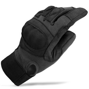 Military Hard Knuckle Gloves