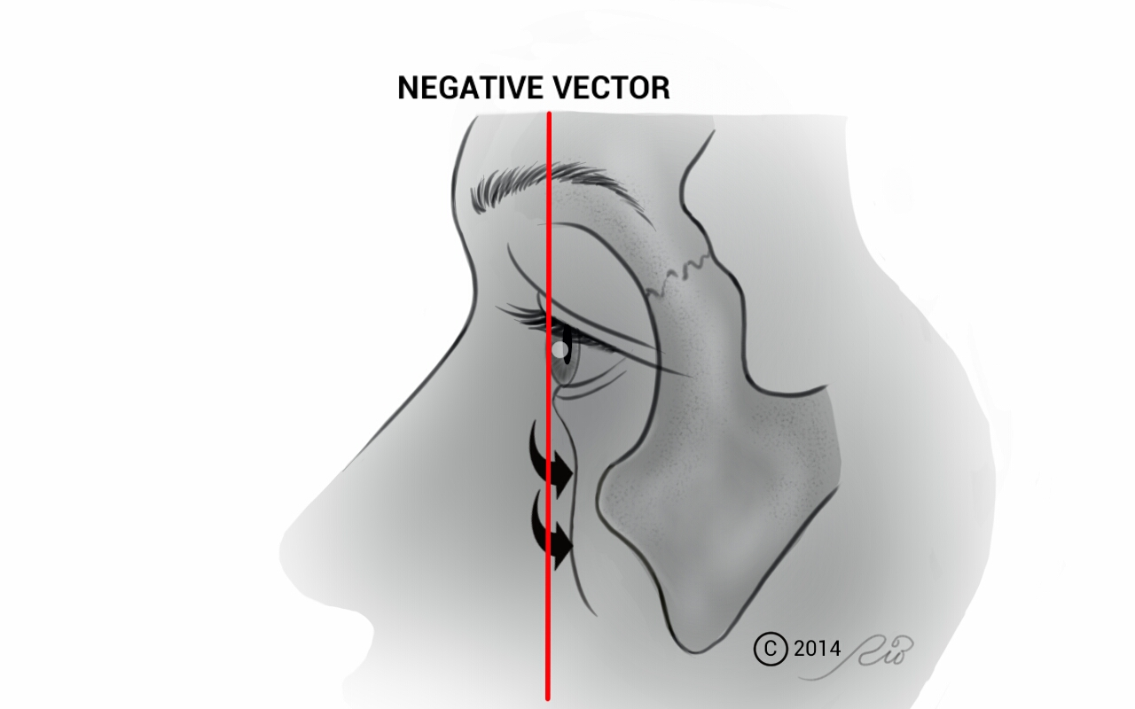 9 Negative Vector Eye Images