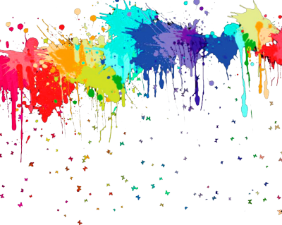 Paint Splatter PSD