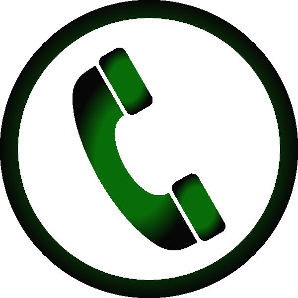 Phone Icon Clip Art