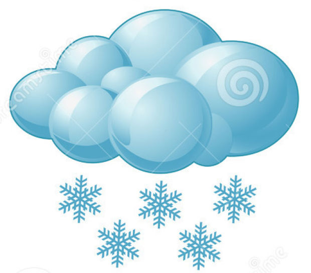Snow Symbol Weather Icon