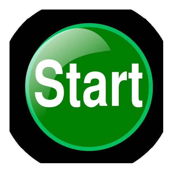 Start Button Clip Art