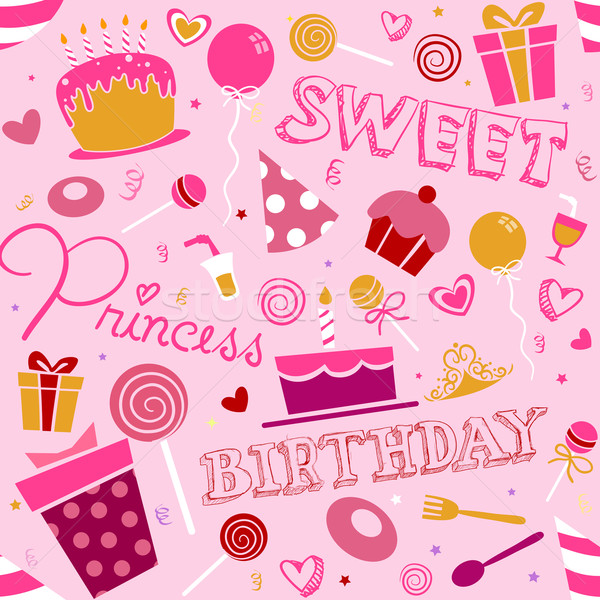 14 Birthday Woman Vector Images
