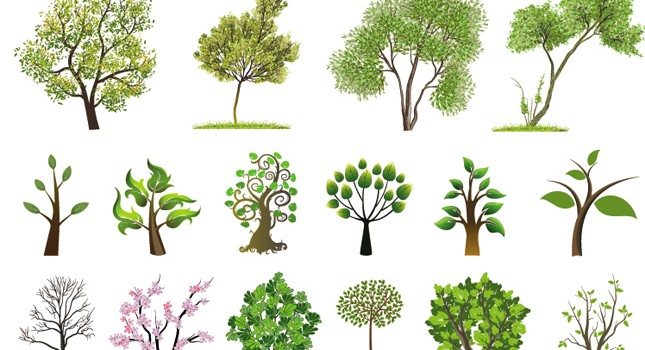 Tree Vector Free Download