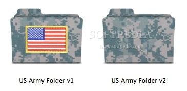 U.S. Army Folder Icon
