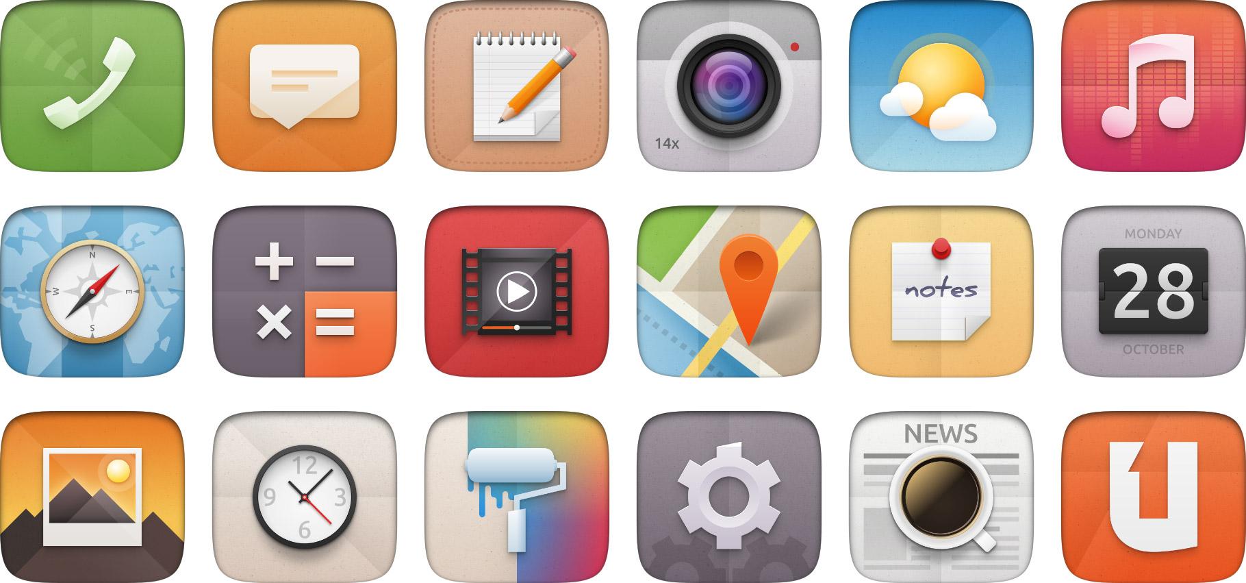 Ubuntu Application's Icon