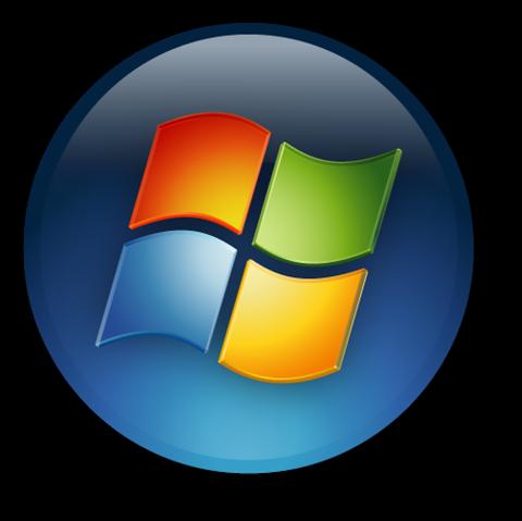 Windows 7 Start Button Icon