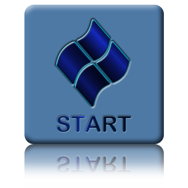 Windows Classic Shell Start Button Icon