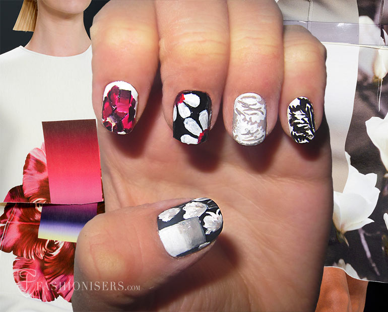 16 Nail Designs Spring 2015 Images