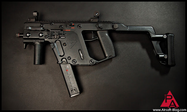 13 Vector Submachine Gun Images