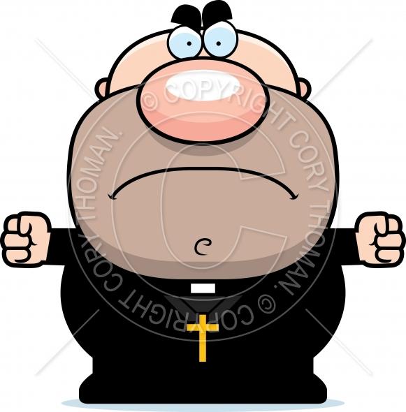 20 Priest Cartoon Vectors Free Images