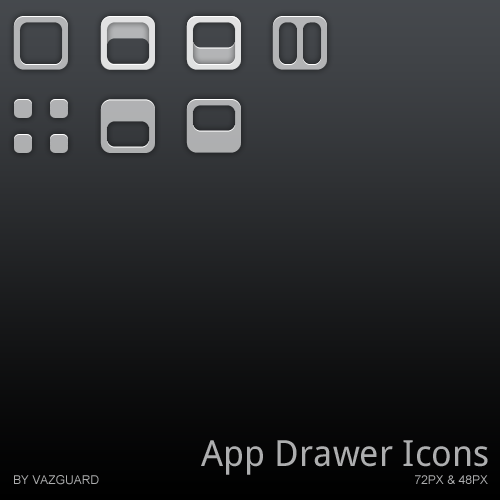 App Drawer Icon