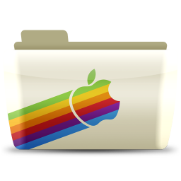 Apple Folder Icons