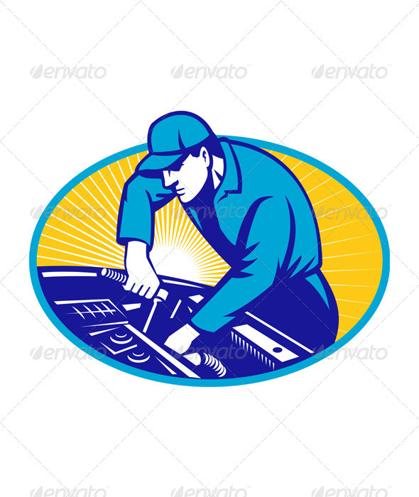 Automotive Mechanic Logos