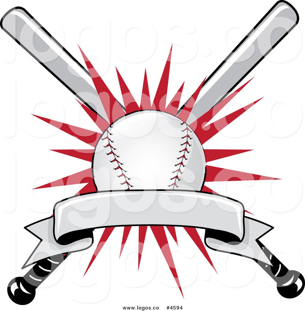 Baseball Bat Logo Designs