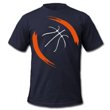 13 Cool Basketball T-Shirt Designs Images