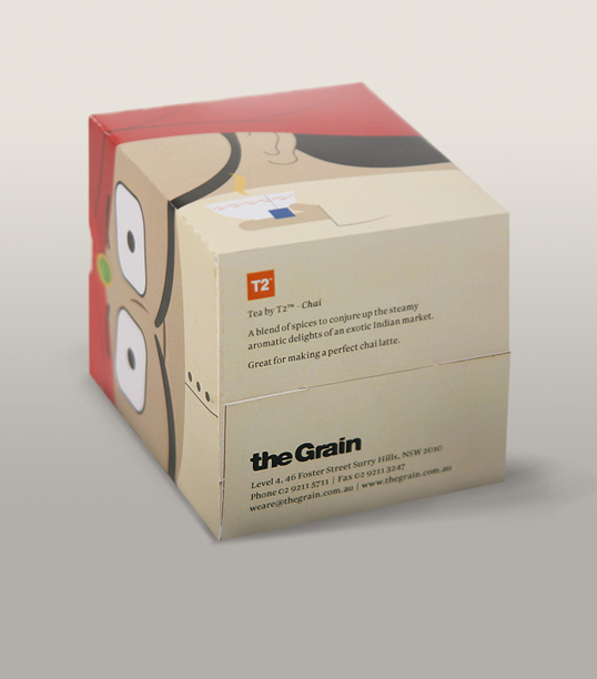 Creative Tea Packaging Design