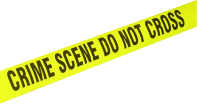 15 Crime Scene PSD Images
