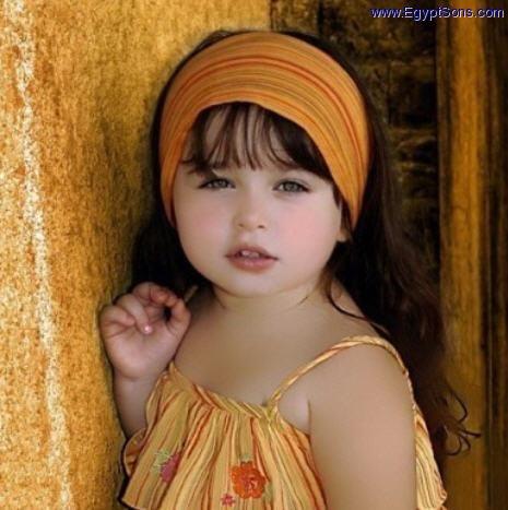 Cute Girl Kids