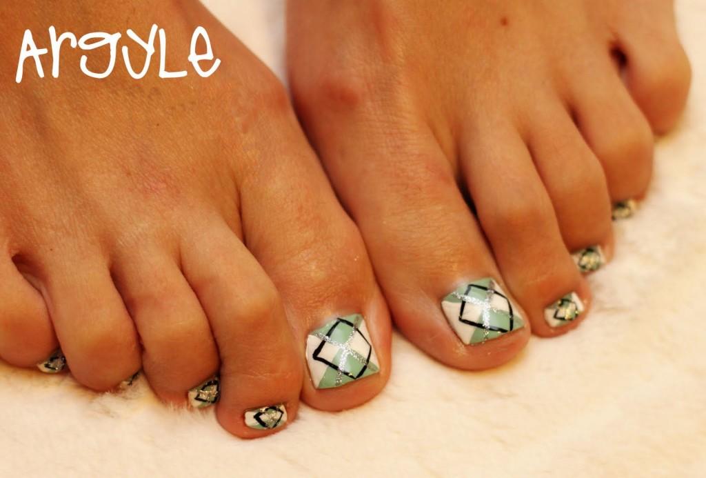 16 Cute Toe Nail Designs Images