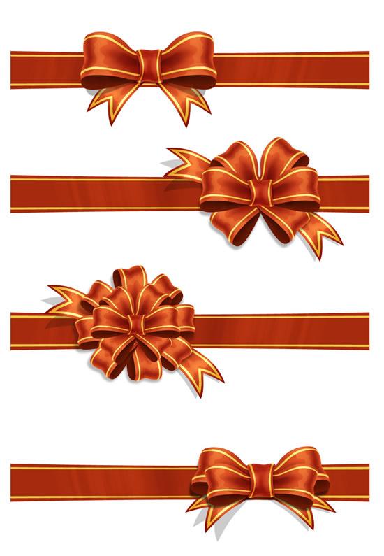 Decorative Ribbons and Bows