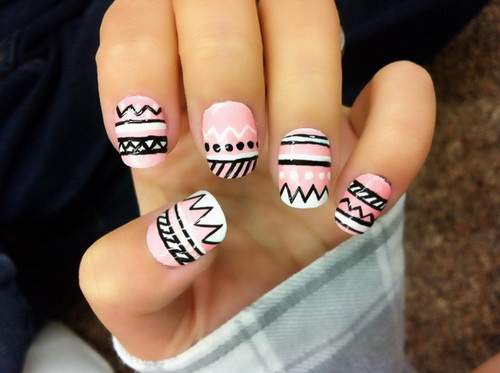Different Acrylic Nail Designs