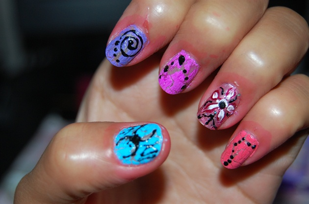 Different Nail Polish Designs