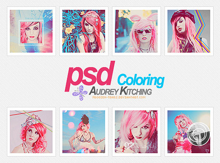 Download Photoshop PSD Coloring