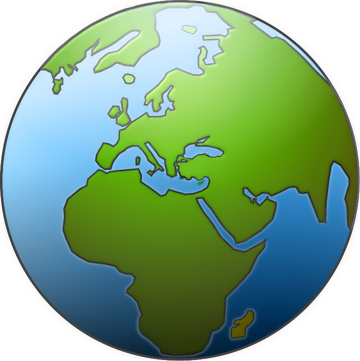 8 Color Earth Vector Images