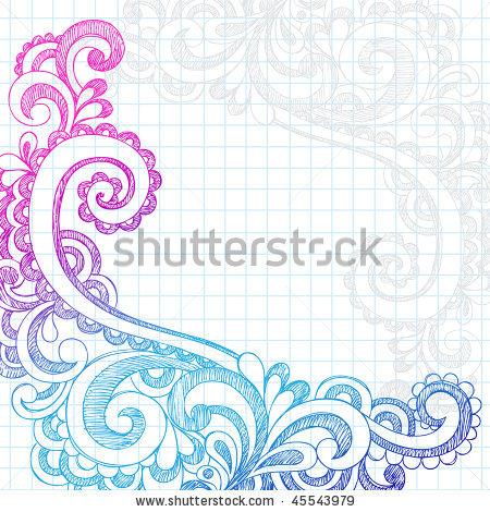 13 paper borders design tumblr images printable