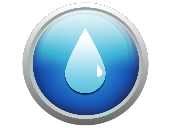 Electric Water Pump Icon