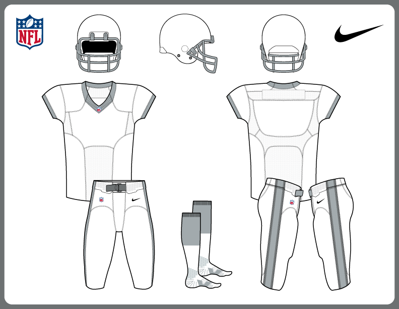 Football Uniform Design Template