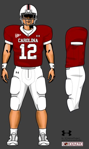 Football Uniform Template PSD