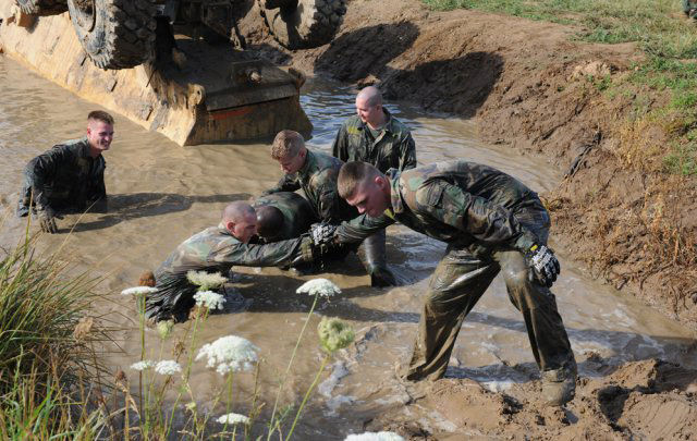 Fort Leonard Wood Marines