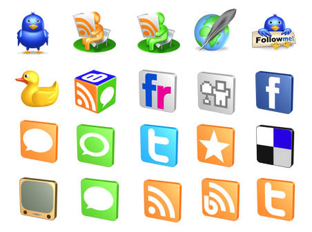 15 Free 3D Icons Images