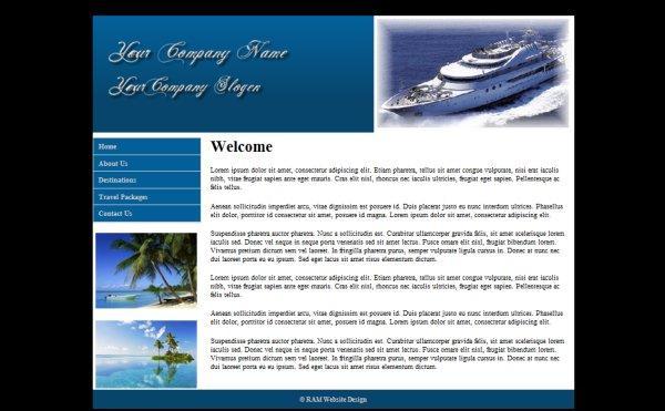 Free Dreamweaver Website Templates