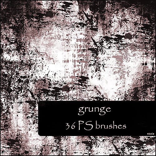 Free Grunge Brushes Photoshop