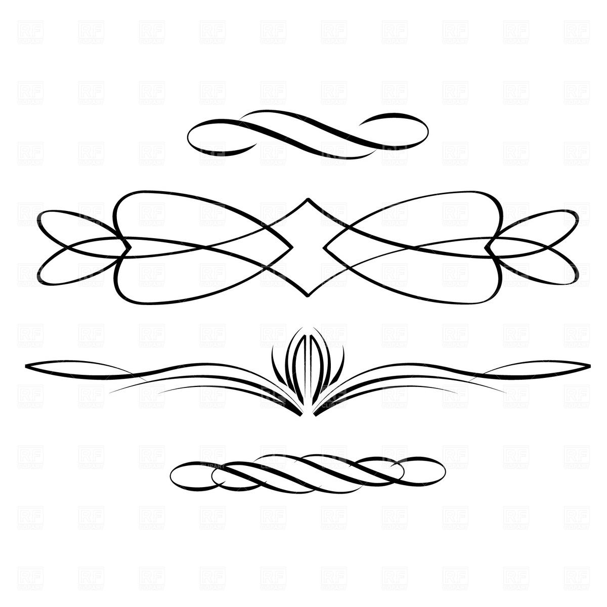 Free Scroll Vector Clip Art