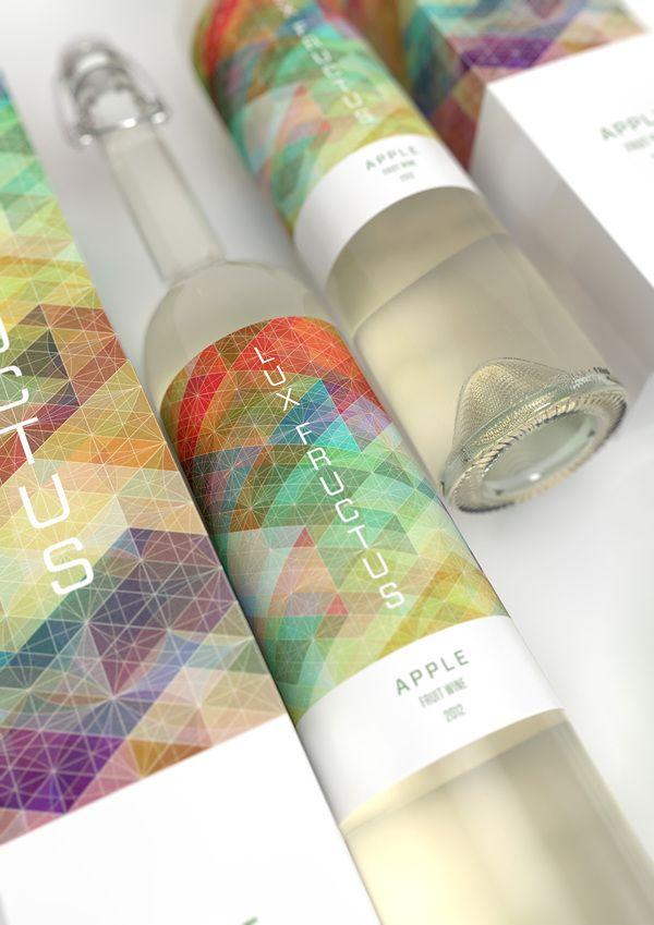 Fruit Wine Packaging
