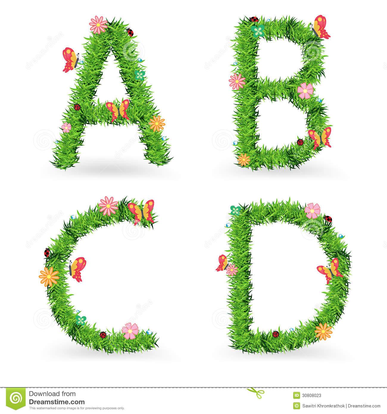 Grass Font