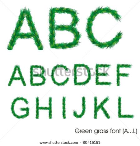 Greengrass Font
