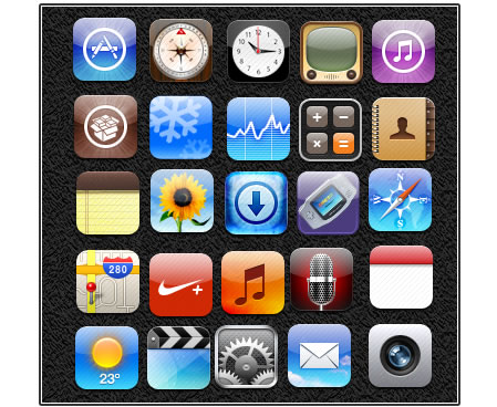 17 Printable IPad Icons Images