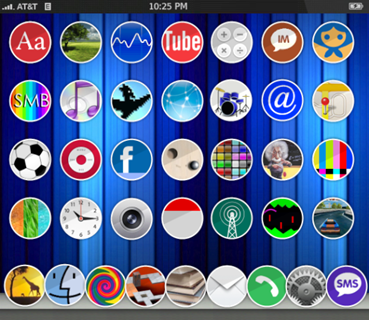 15 Black Circle Icon IPhone Images
