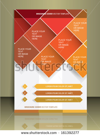 Magazine Cover Templates Vector