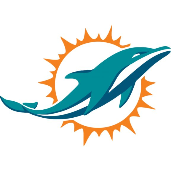 9 Miami Dolphins Logo Vector Images