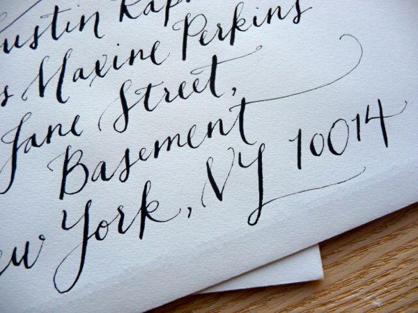Modern Wedding Calligraphy Font