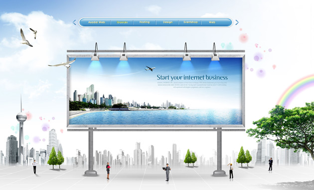 11 Advertising Banner PSD Images