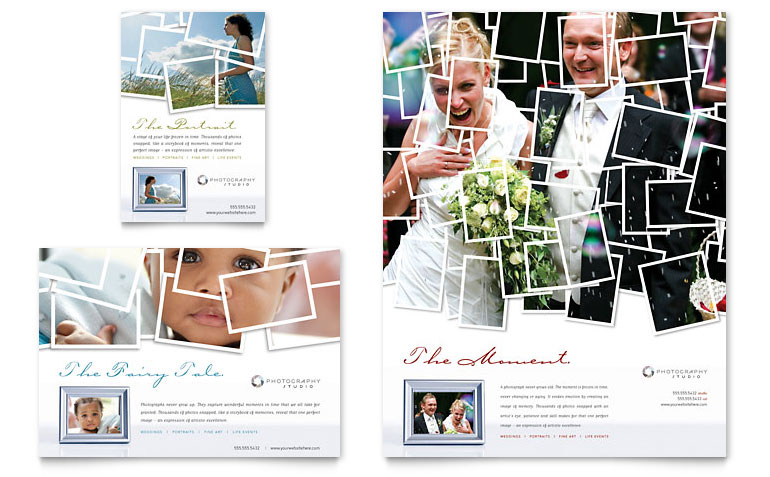 Photographer Flyer Template
