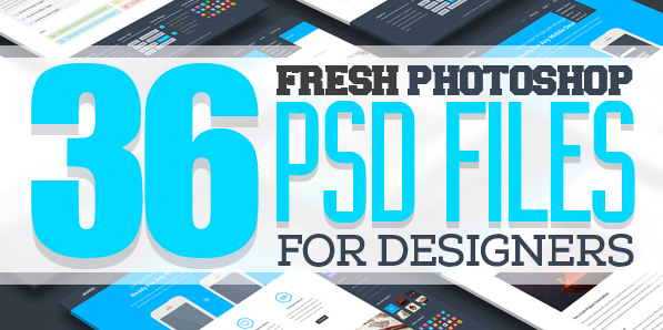 Photoshop PSD Design Files